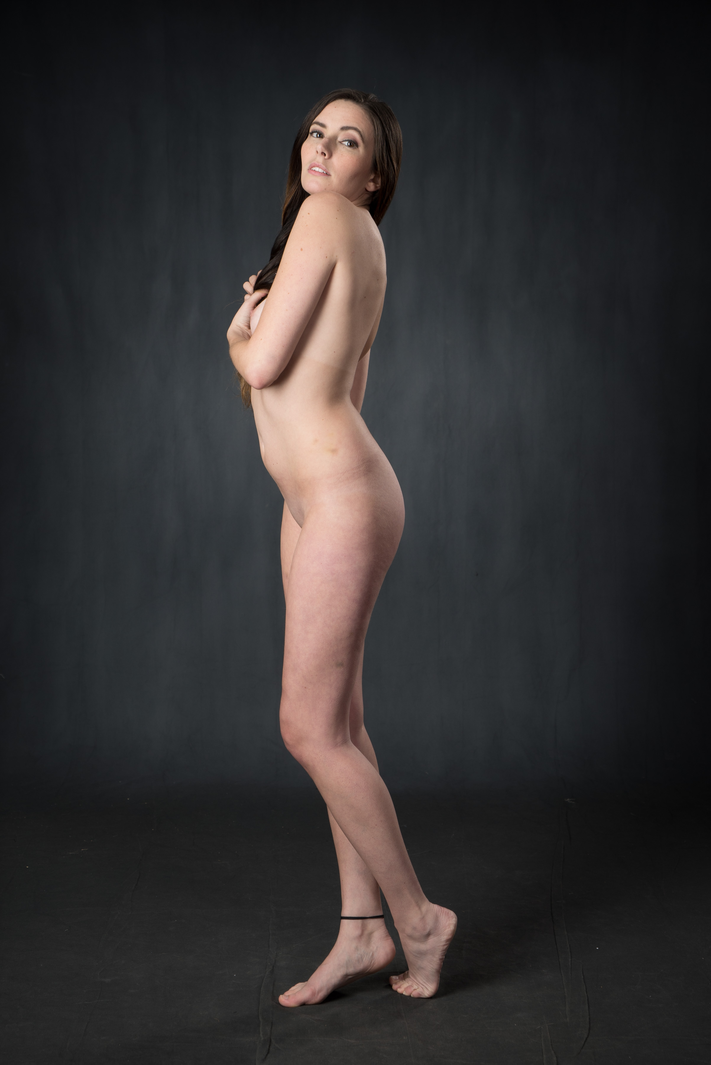 Nude Standing Poses 28