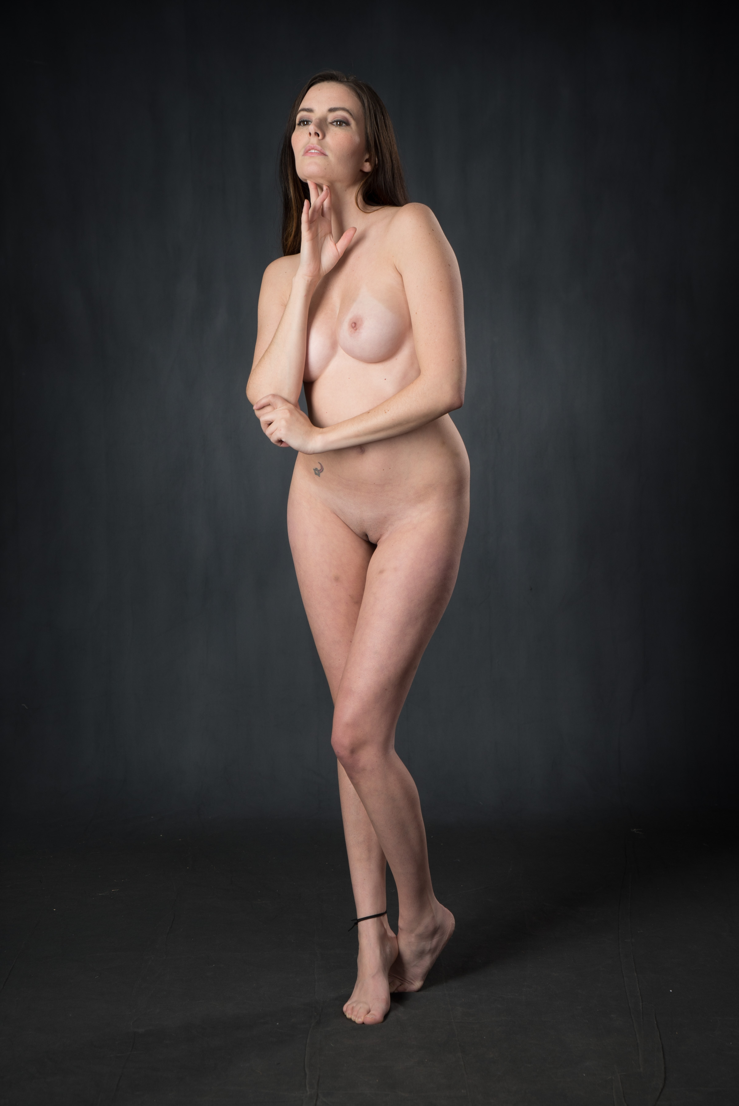 Nude Standing Poses 12