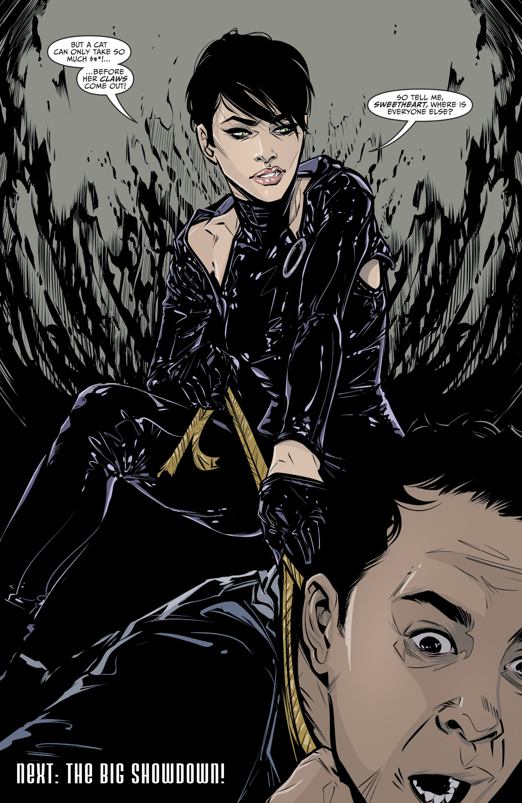 Catwoman 005 020