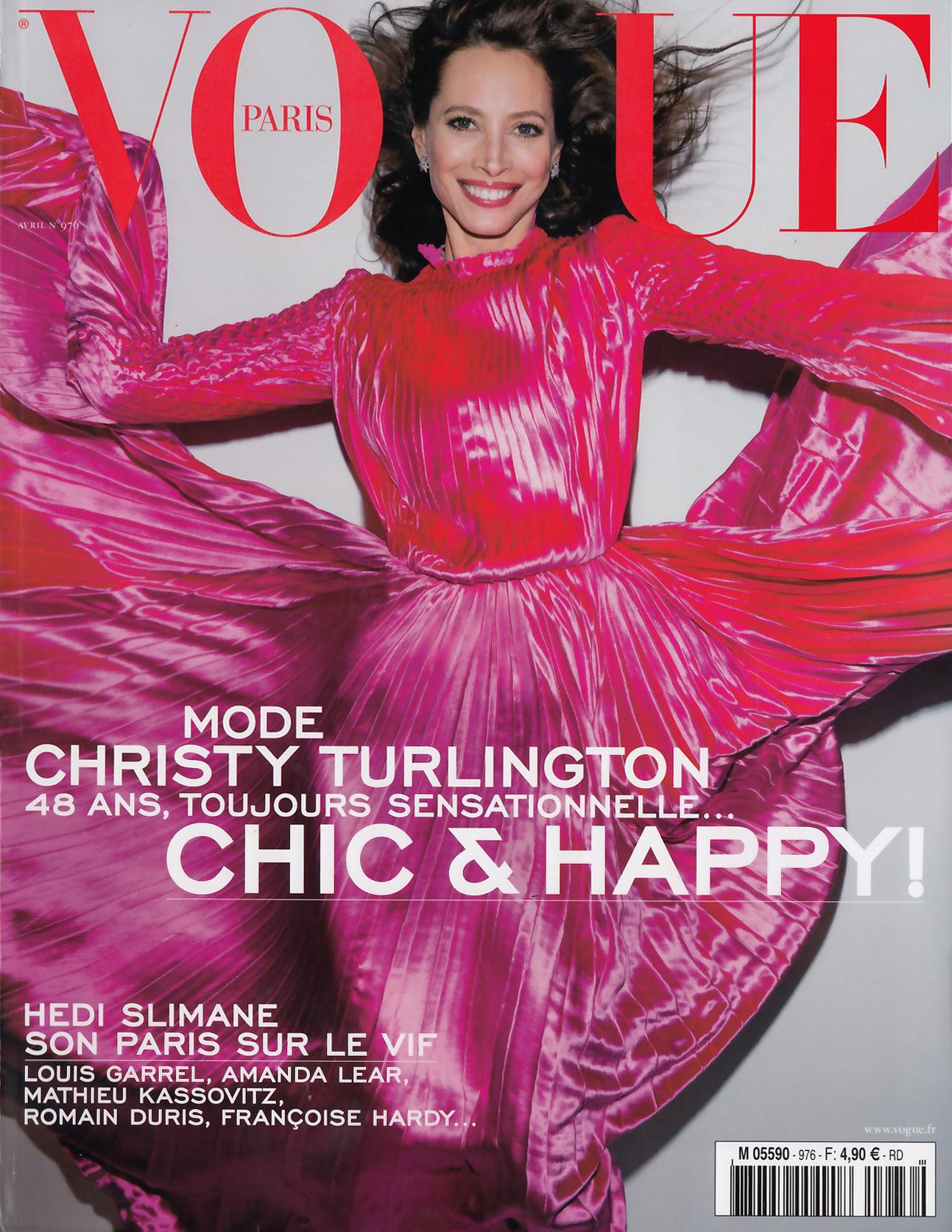 Vogue France 04 2017