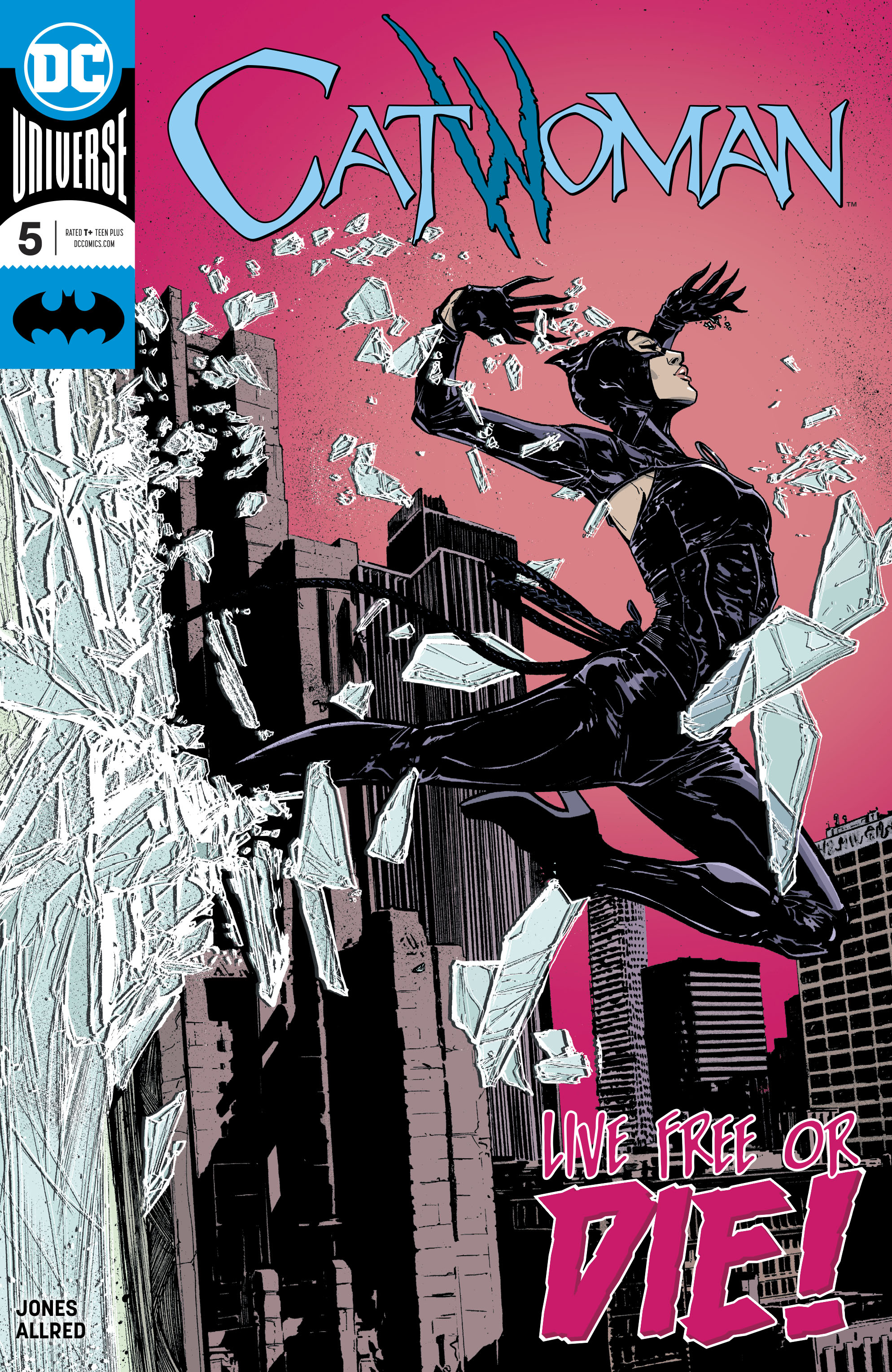Catwoman 005 000
