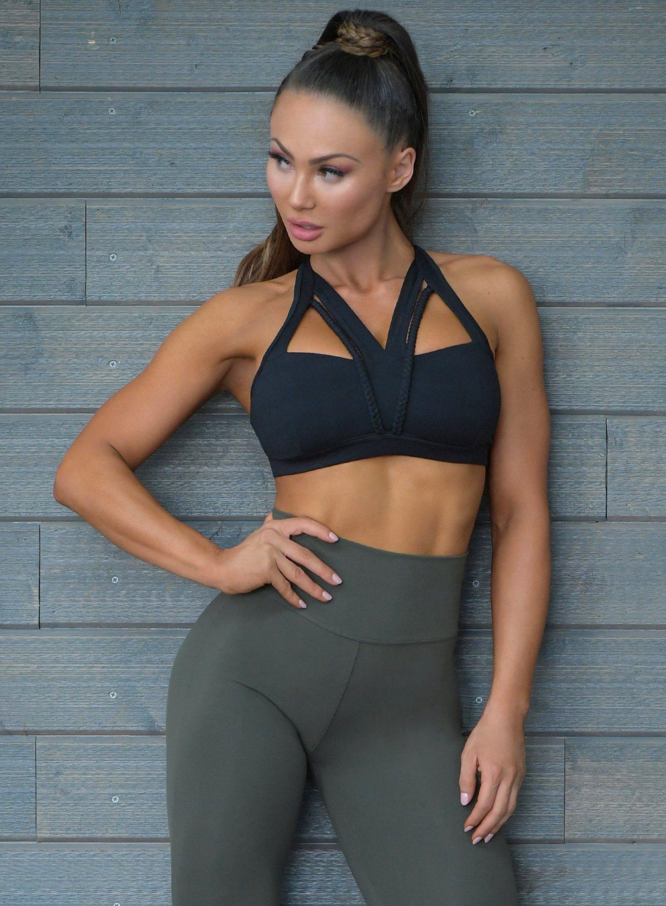 Fitness Style Sports Bras
