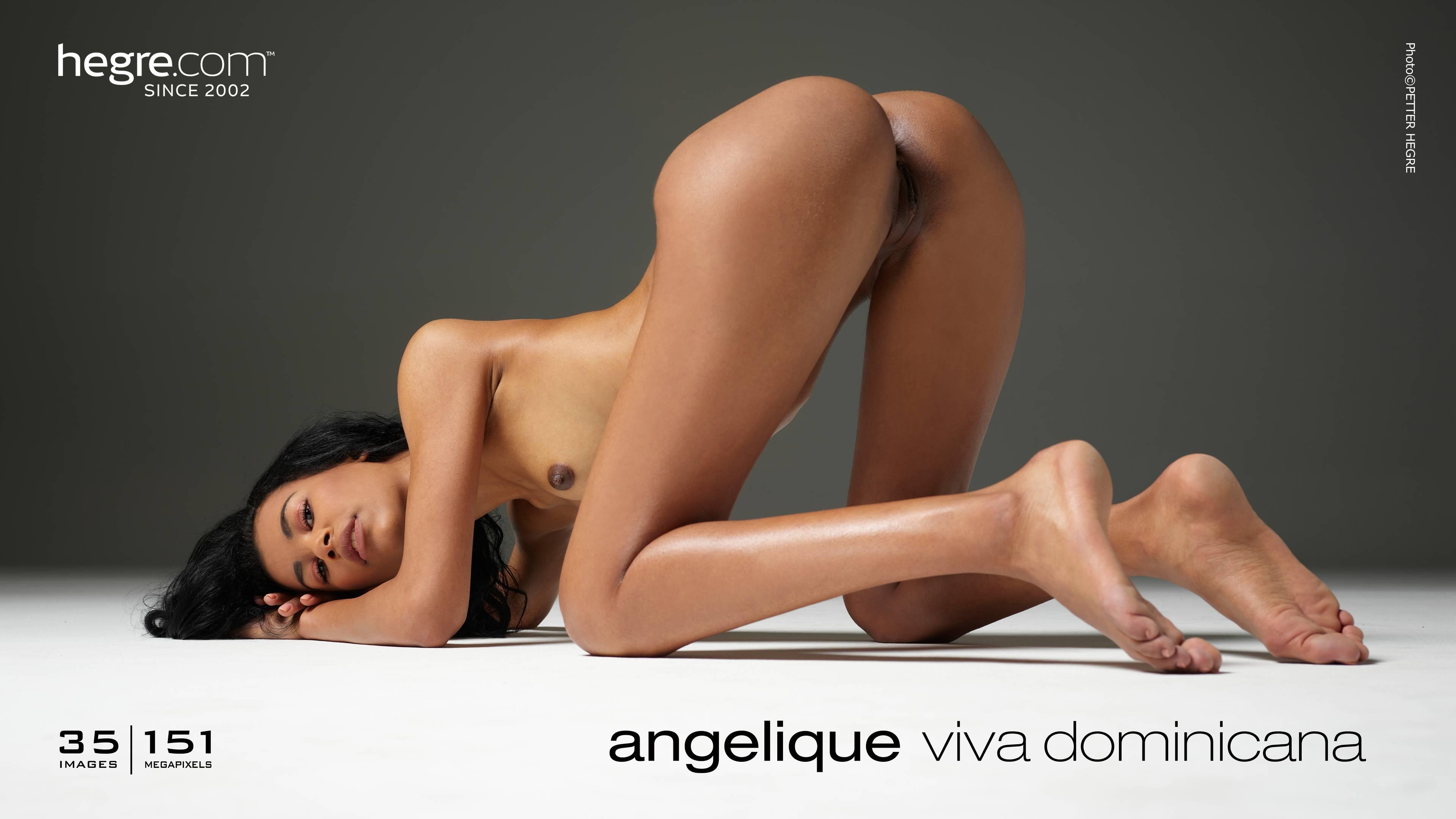 angelique viva dominicana board