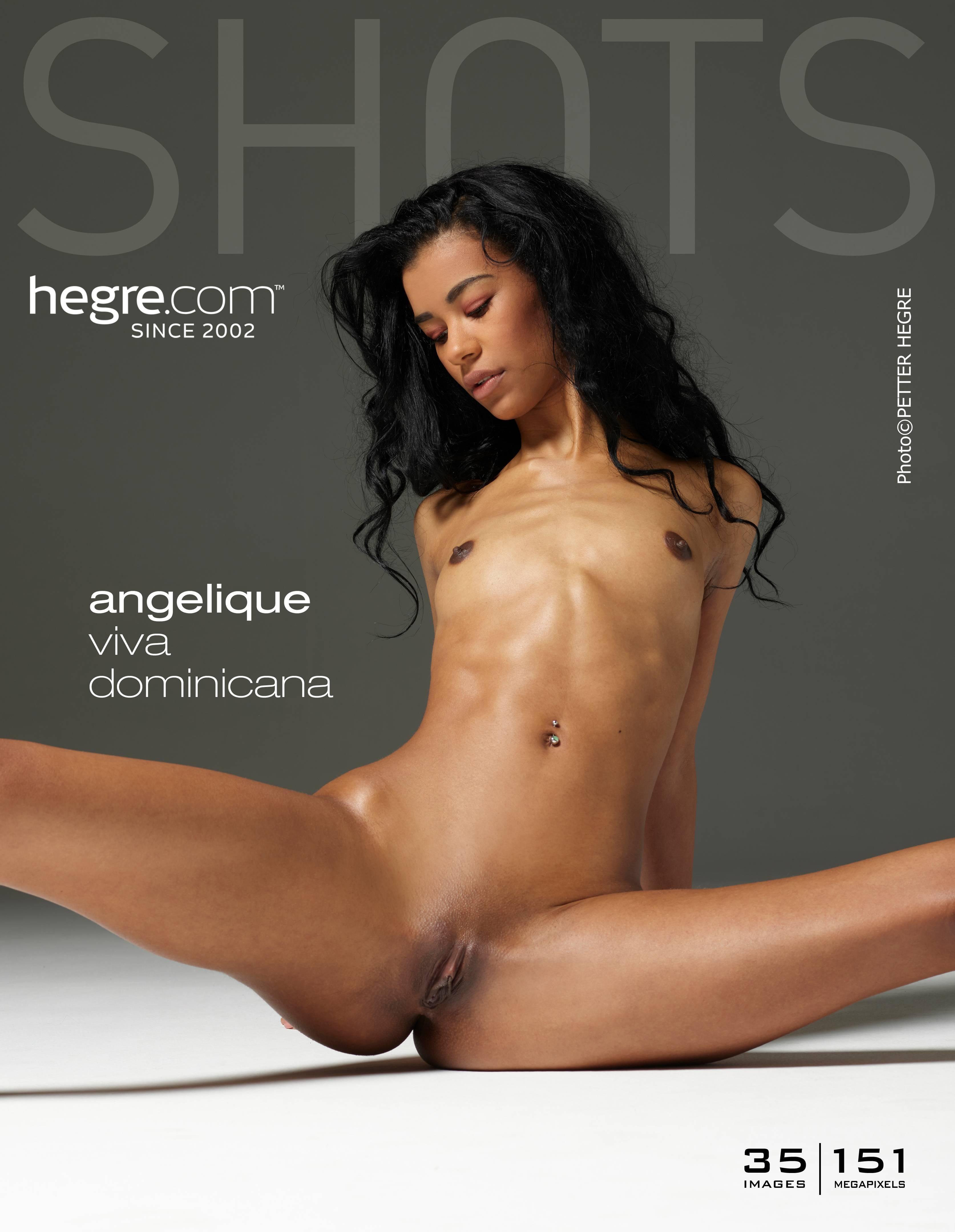 angelique viva dominicana poster