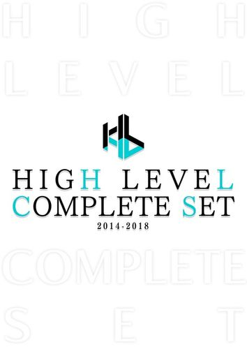 [190726] [暁WORKS/あっぷりけ] HIGHLEVEL COMPLETE SET 2014-2018