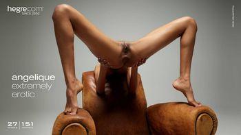 Angelique - Extremely Erotic   10/16/19