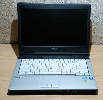 Portátil Fujitsu Lifebook S781. i5 + 6 GB RAM + 320 GB HDD, sólo 170€