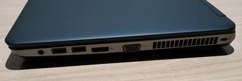 Portátil HP Probook 640 G1. i5 + 8 GB RAM + 256 GB SSD