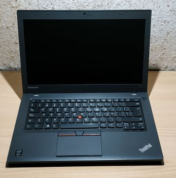 [VENDIDO]  Lenovo Thinkpad T450. i5 + 16 GB + 256 GB SSD