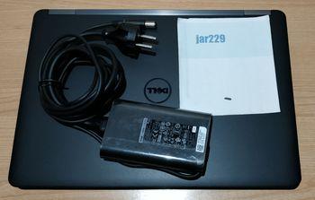 [VENDIDO] Portátil Dell Latitude E5270. i5 + 12 GB RAM + SSD